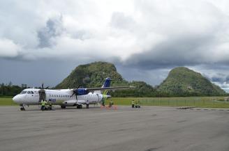 Notre avion de la jungle
